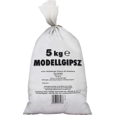 Modell gipsz 5 kg/zsák
