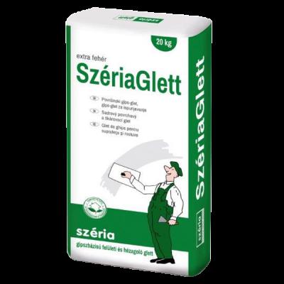 Széria glett 20 kg/zsák