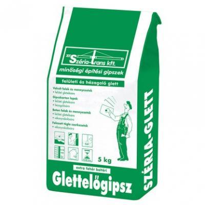 Széria glett beltéri 5 kg/zsák