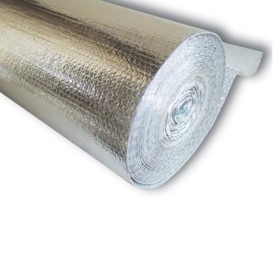 Metalizált légpárnás fólia (50m2/tekercs)