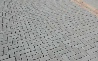 Barabás GERECSE 10x20x6 cm térkő