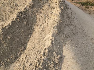 Folyami homok