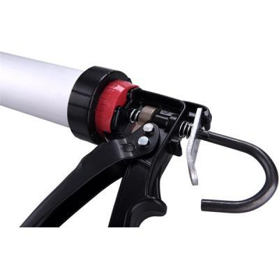 Kinyomó pisztoly, fém; 225mm, 360°-ban körbeforgatható ALU tubustartóval