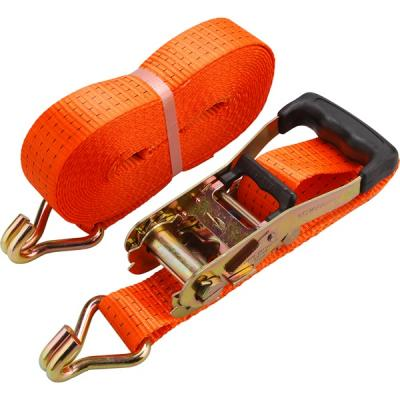 Rakományrögzítő gurtni, kampós, max. 4000kg; 3m×50mm